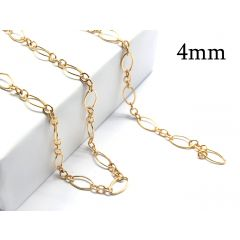 301394-gold-filled-cable-link-chain-figaro-unfinished-4.1mm.jpg