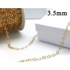 301424-gold-filled-cable-link-chain-unfinished-3.5mm-with-corrugated-flat-rings.jpg