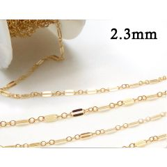 301591-gold-filled-cable-link-dapped-long-and-short-sequin-chain-unfinished-2.3mm.jpg