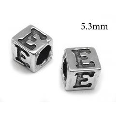 4994es-sterling-silver-925-alphabet-letter-e-bead-5mm-with-hole-3mm.jpg