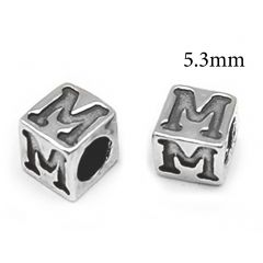 4994ms-sterling-silver-925-alphabet-letter-m-bead-5mm-with-hole-3mm.jpg