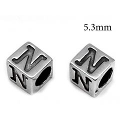 4994ns-sterling-silver-925-alphabet-letter-n-bead-5mm-with-hole-3mm.jpg