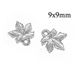 8099s-sterling-silver-925-natural-leaf-pendant-9x9mm.jpg