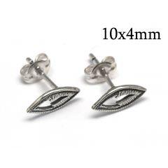 95023-10910s-sterling-silver-925-leaves-post-earrings-10x4mm.jpg
