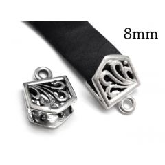 9633s-sterling-silver-925-end-cap-with-pattern-for-8mm-flat-leather-cord-with-1-loop.jpg