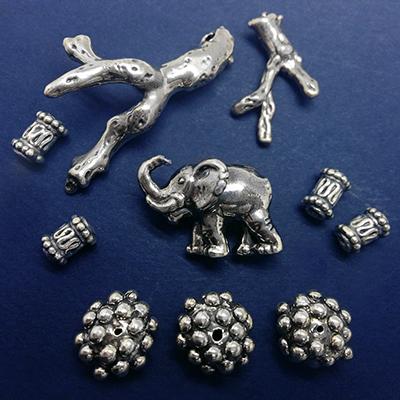 beads hollow electroforming